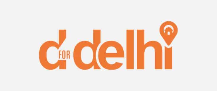 D for Delhi